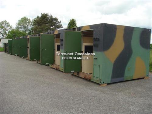 giat nexter abri mobile shelter container bungalow 10 39 i giat nexter abri mobile. Black Bedroom Furniture Sets. Home Design Ideas