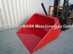 Euro-Jabelmann Gabelstaplerschaufel ES 1150, 1,50 m, NEU