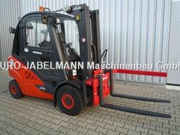 Euro-Jabelmann Kistendrehgerät FEM II, für Stapler, NEU, Made in