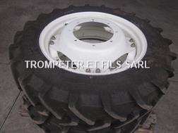 Trelleborg TM600 VOIE VARIABLE 340/85R38 & 280/85R28