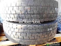 Michelin 4 pneus 13R22.5