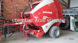 Lely Welger 520 farmer