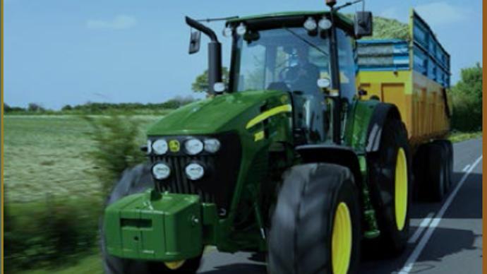 La cote agricole d'occasion tracteur - John Deere 7830, une cabine bien finie et confortable