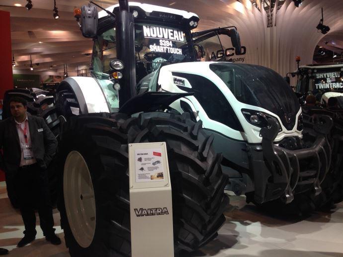 [Vidéo] Nouveau tracteur - Valtra S394: le plus puissant et le plus moderne des tracteurs finlandais