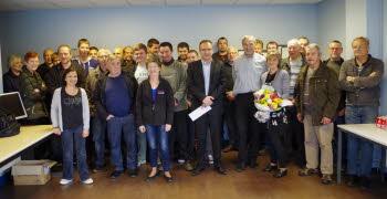 Norbert SISSUNG quitte l'entreprise Ackermann