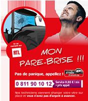 CENTRE VITRE PROMODIS - En campagne sur RTL