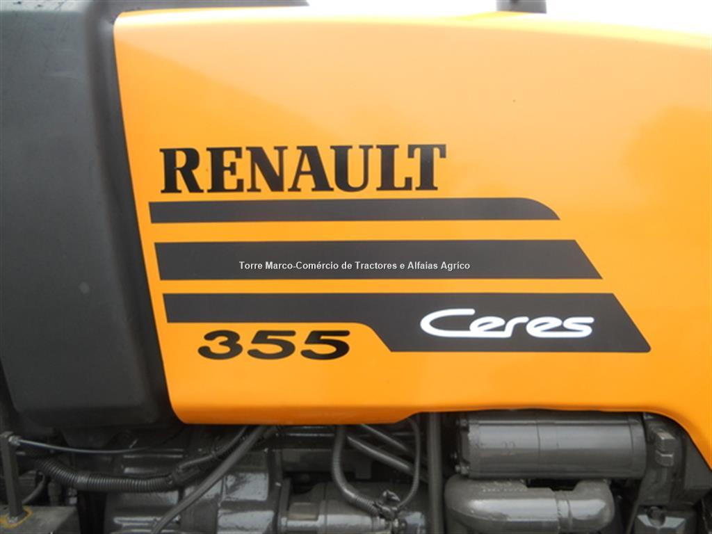 Renault CERES 355 X