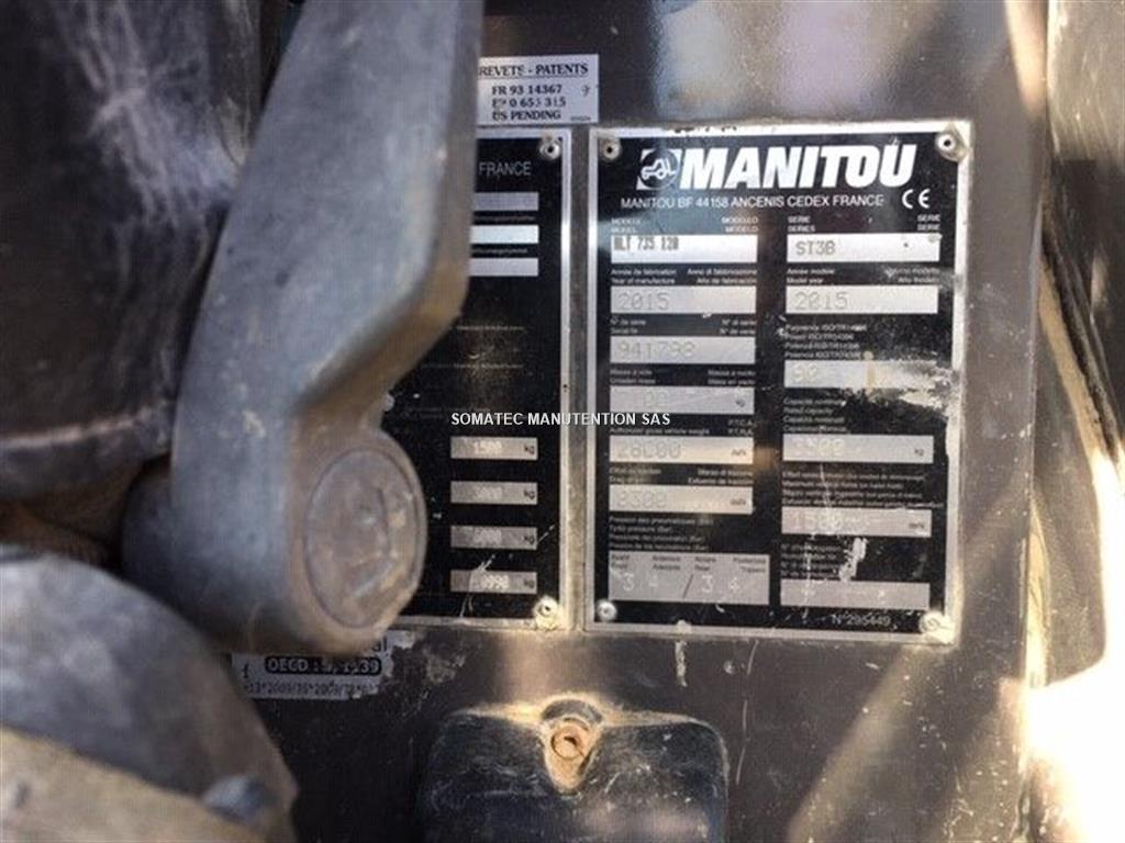 Manitou MLT 735-120 LSU Classic