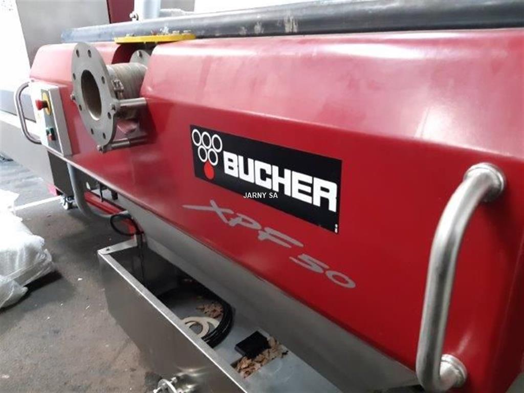 Bucher xpf50