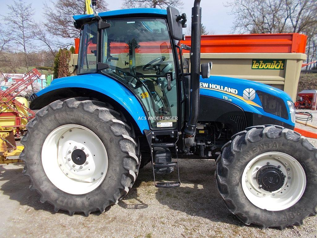 New Holland T5-115