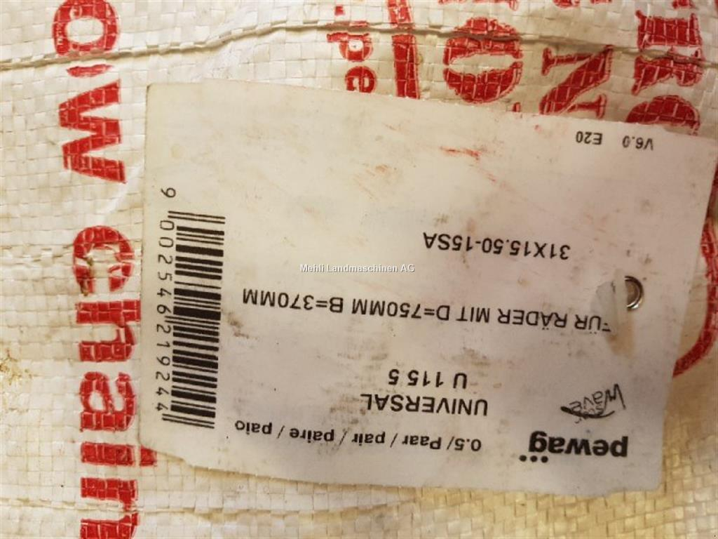 Pewag 31x15.50-15 Schneeketten