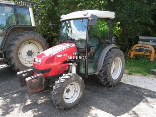 massey ferguson 2415 d 39 occasion tracteur agricole 48 ch 2008. Black Bedroom Furniture Sets. Home Design Ideas
