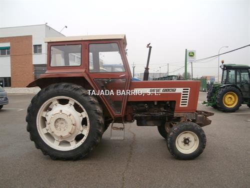fiat 666 d 39 occasion tracteur agricole 65 ch 1983. Black Bedroom Furniture Sets. Home Design Ideas