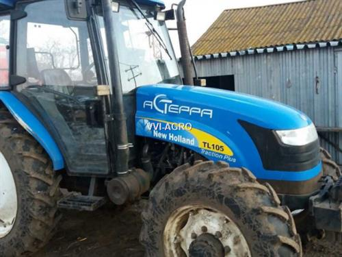 New Holland TL105