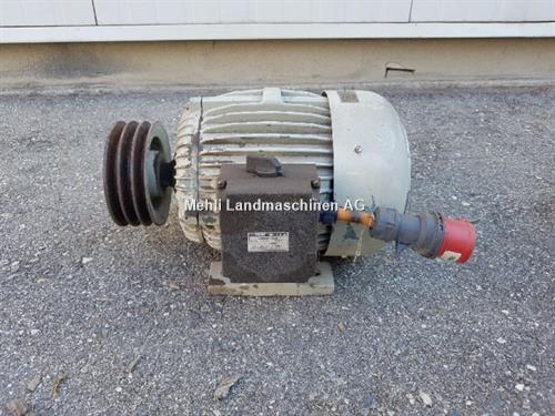 Eisele DLSA 125/4 Elektromotor