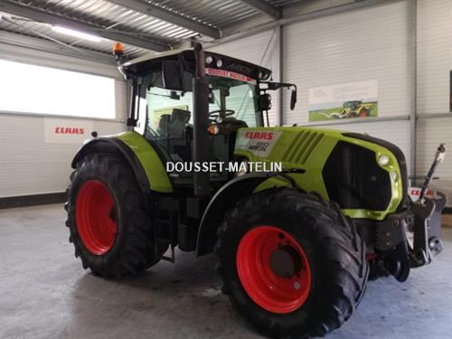 Claas ARION 650 CBS T4