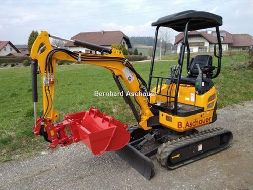 Divers Heracles Minibagger HR 20