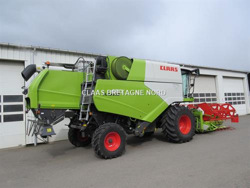 Claas TUCANO 420+COUPE C540