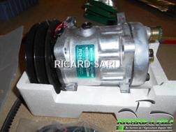Deutz-Fahr Pièce tracteur Kit compresseur Agrotron 04436600 D