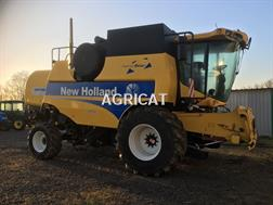 New Holland CSX 7060 LAT 4X