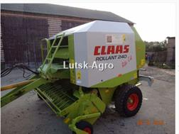 Claas Rollant 240 Roto Cut