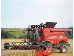 Case IH Axial flow 5140