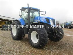 New Holland T7.250 APC SWII