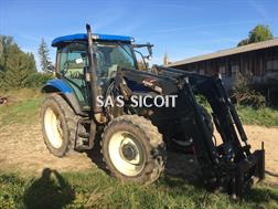 New Holland Tracteur agricole T6010 New Holland