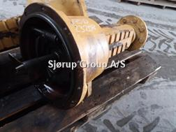 Ford 675D Bagaksel H / Rear Axle R