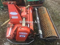 Ortolan SA 120 hydraulisk sideforskydning