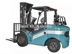 BAOLI GAZ 4 TONNES triplex 4500 mm