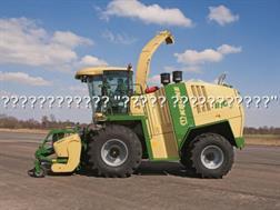 Krone BIG X 600