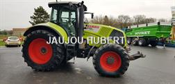 Claas AXION840 CEBIS