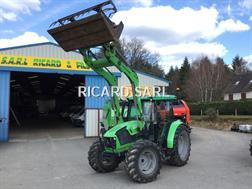 Deutz-Fahr Tracteur agricole 5090.4G Deutz-Fahr