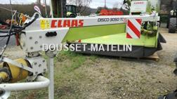 Claas DISCO 3050 TC+