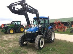 Ford-New Holland TD 80 D CHARGEUR
