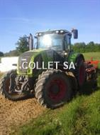 Claas AXION810CIS