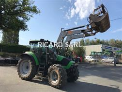 Deutz-Fahr Tracteur agricole K90 Deutz-Fahr