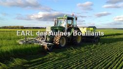 Sky Agriculture Easy Drill HD Fertisem + roulot FACA