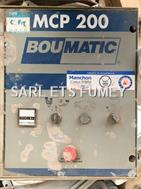 Boumatic MCP 200