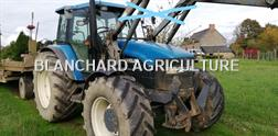 New Holland 8360 4RM RANGE