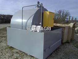 Techmagri PROMO Cuve carburant GNR,5000L