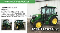 John Deere 5050E