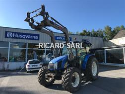 New Holland Tracteur agricole T5050 New Holland