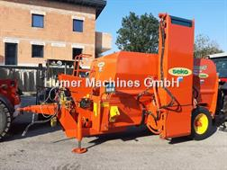Seko SAM 5 Kompost, Grünschnitt/Holzhäcksler, Mischer