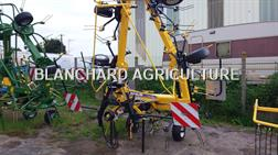 New Holland PROTED 760