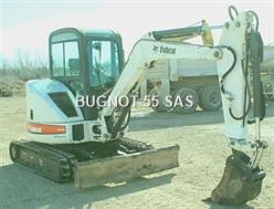 Bobcat 430 HAG