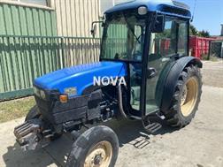 Ford-New Holland TN 80 F