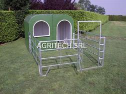 AGRITECH BOX A CHEVAUX MOD. EQUIBOX