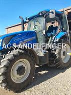 New Holland T6.165 AUTOCOMMAND SUPERSTEER